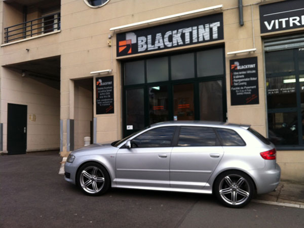 reprogrammation moteur audi a3 1 9 tdi 105 a 145 cv blacktint. Black Bedroom Furniture Sets. Home Design Ideas