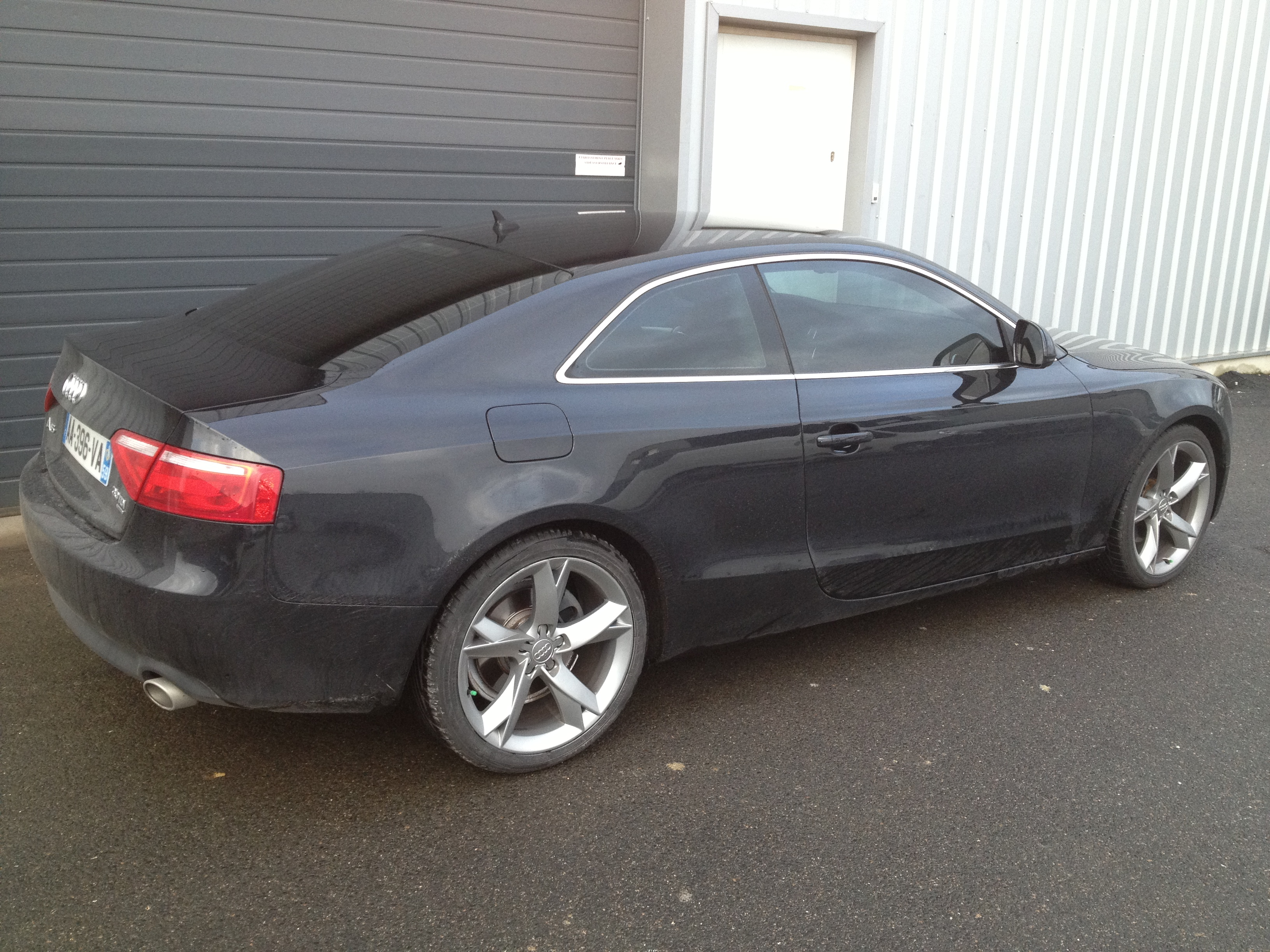 reprogrammation moteur audi a5 3 0 tdi 240 a 300 cv digiservices paris sud. Black Bedroom Furniture Sets. Home Design Ideas
