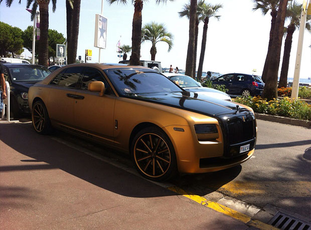 Rolls Royce Ghost by Msmotors