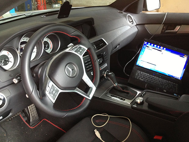 reprogrammation moteur mercedes classe c 220 cdi 170 a 210 cv digiservices paris sud